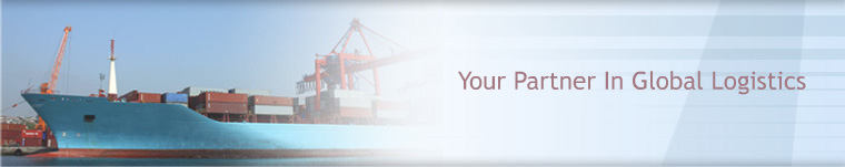 Your Partner In Global Logistics